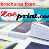 Value of a Printed Brochure