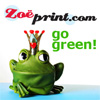Cheap Printing — It's easy being green!